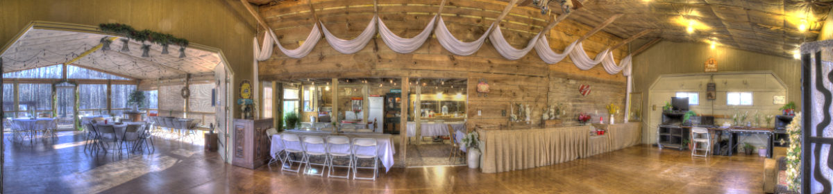 The Wedding Barn at Garrard Circle LLC – Boaz Alabama